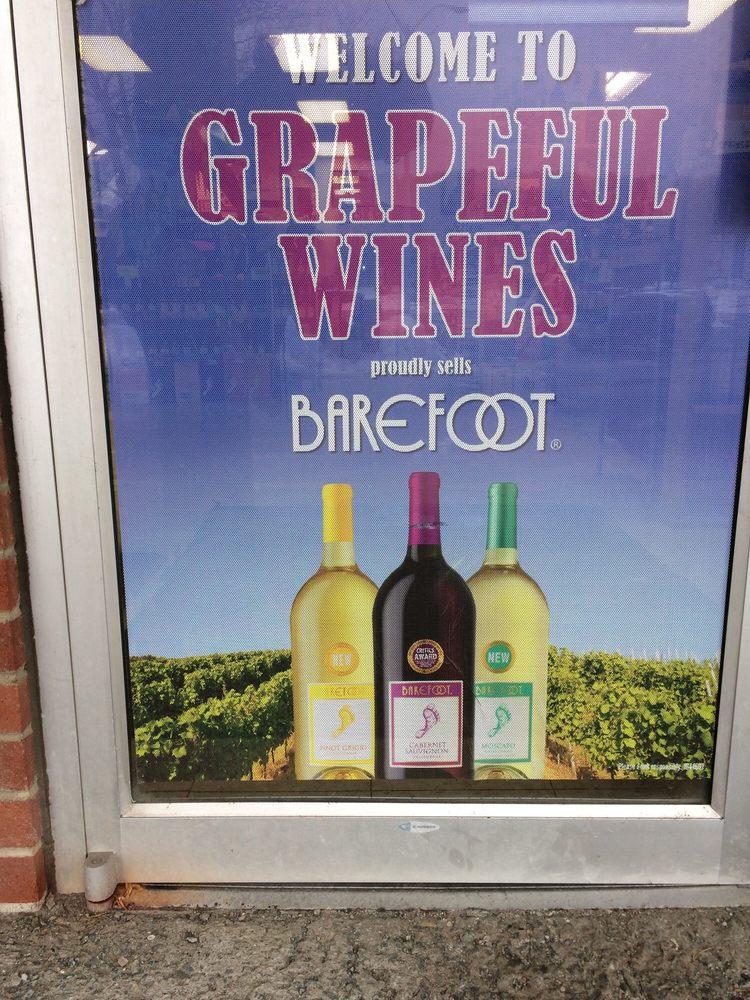 Grapeful Wines and Spirits: 1649 Columbia Turnpike, Castleton-on-Hudson, NY