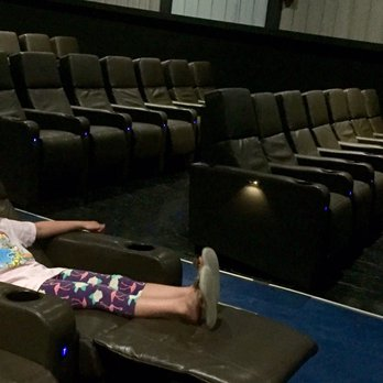 Photo of Flagship Premium Cinema - Falmouth, ME, United States. Huge reclining theatre