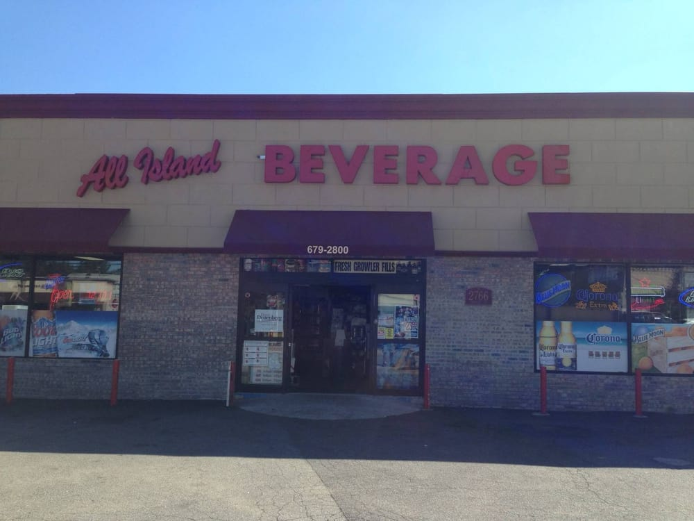 All Island Beverage: 2766 Merrick Rd, Bellmore, NY
