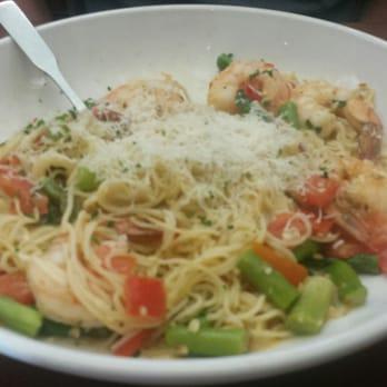 Photo Of Olive Garden Italian Restaurant   Omaha, NE, United States. Shrimp  Scampi