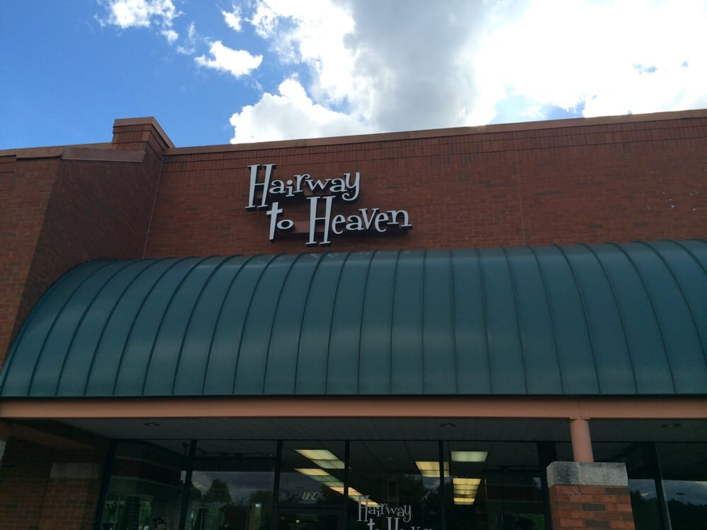 Hairway to Heaven: 124 Market Center Dr, Alabaster, AL