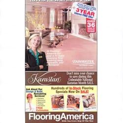 Photo Of Flooring America   Woodbridge, VA, United States. KARSTAN MONTH  FLIER