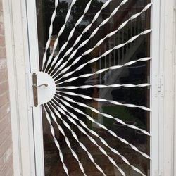 Custom Security Doors - 9310 Forest Ln, Northeast Dallas ...