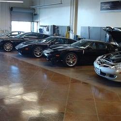 Brooks Motor Cars Of San Francisco Ferm Carrosserie