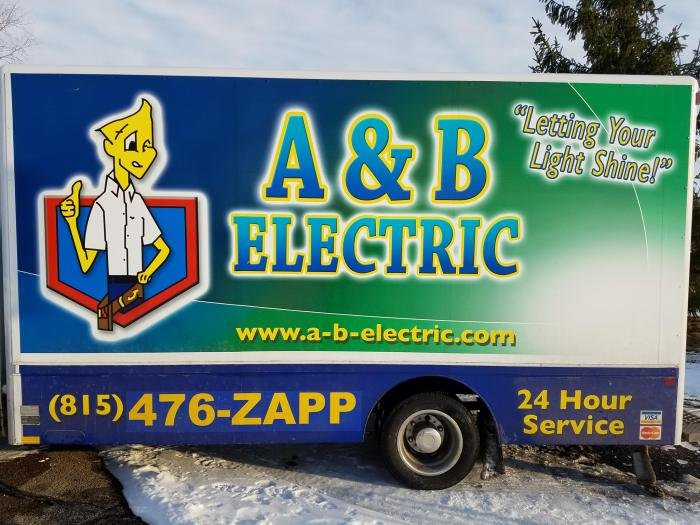 A & B Electric: Wilmington, IL