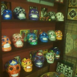 Photo Of Orange County Tile Anaheim Ca United States Mexican Handcrafted Skulls
