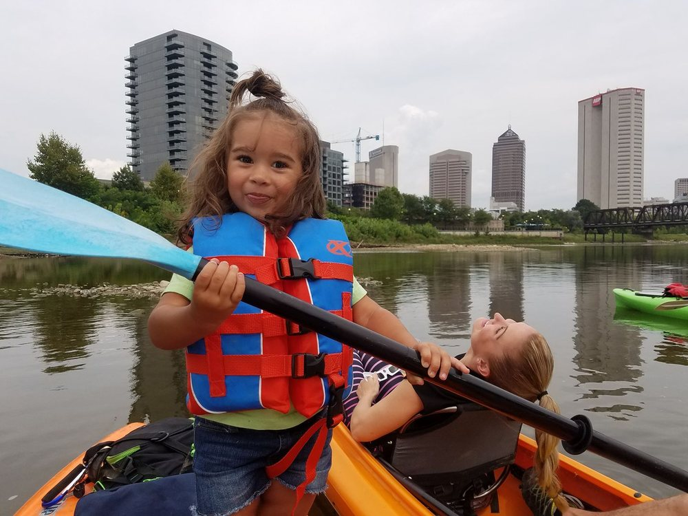 Paddle In The City: 650 W Nationwide Blvd, Columbus, OH
