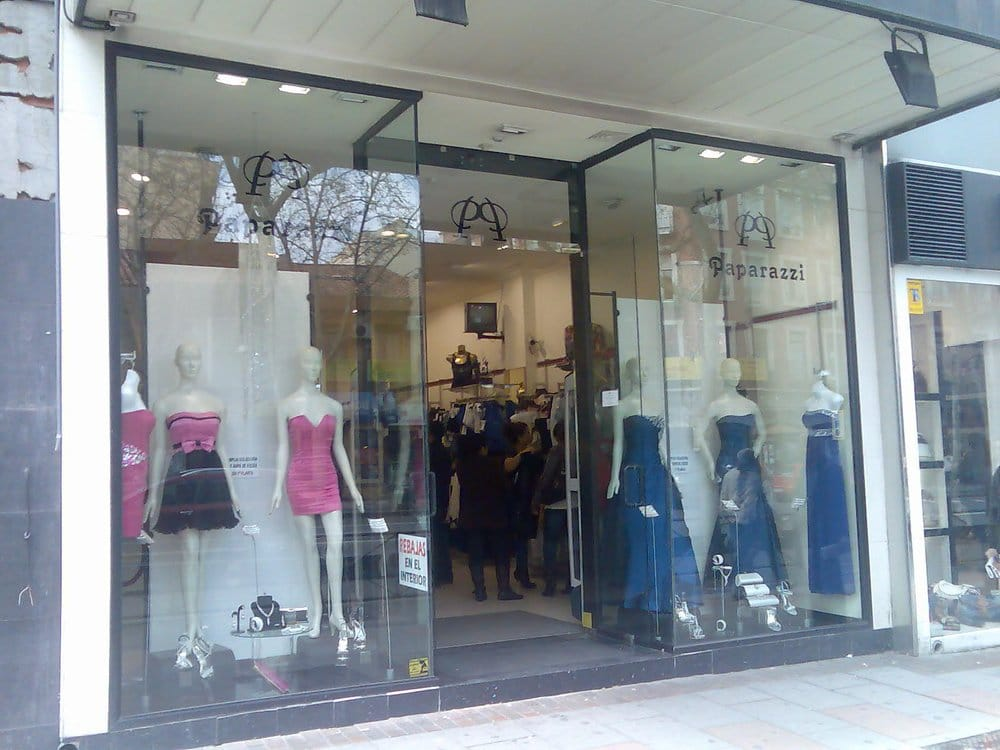 paparazzi - women's clothing - calle de bravo murillo, 109, tetuán