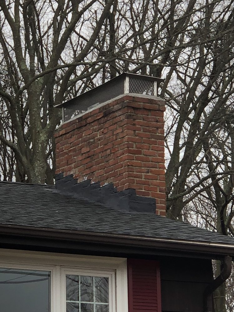 Marblehead Chimney: 385 Andover St, Danvers, MA