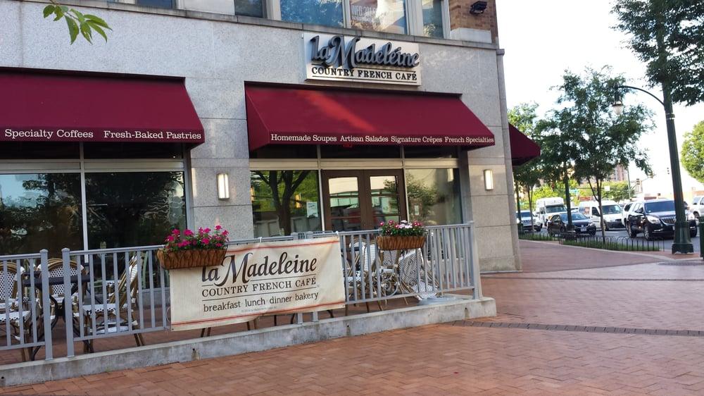 La Madeleine Restaurant Silver Spring