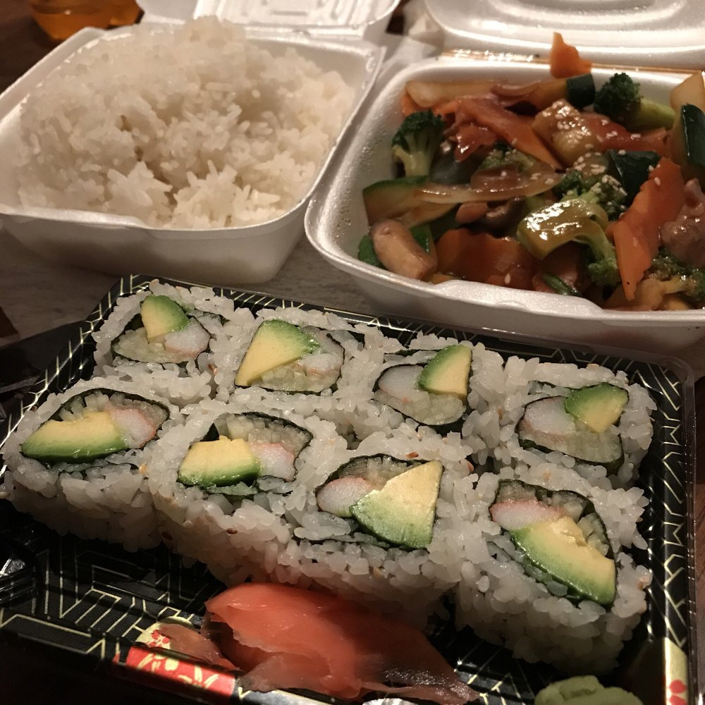 Kimono Kin Japanese Seafood and Steakhouse: 106 Galleria Plz, Beckley, WV