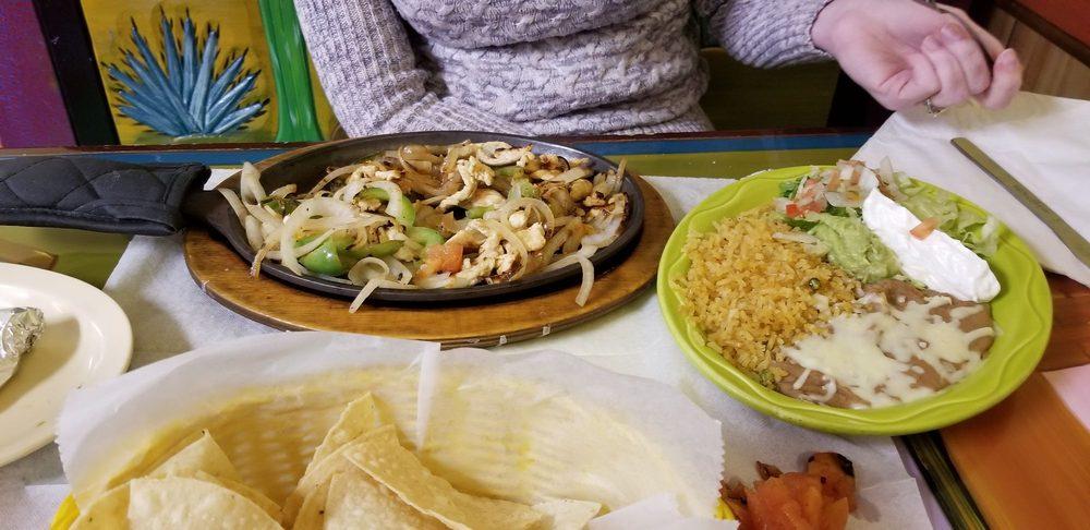 Cancun Mexican Restaurant: 1524 W Main St, Jacksonville, AR
