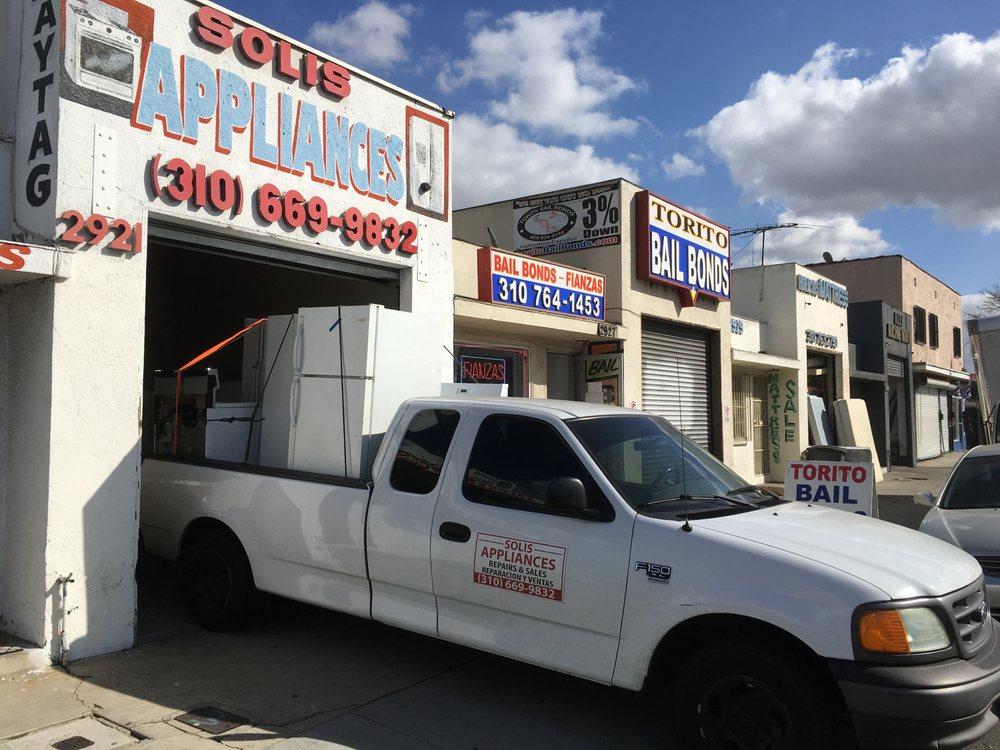 Solis Appliance Repair: 2921 E Imperial Hwy, Lynwood, CA