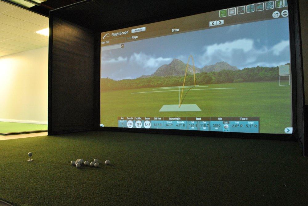 GolfLab: 142 N Orlando Ave, Cocoa Beach, FL
