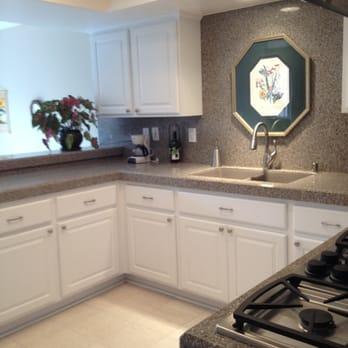 photo of granite signal hill ca united states kitchen after granite