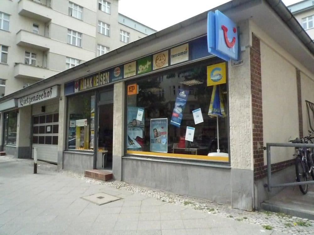 Ribak frank reiseb ro reisedienstleistungen neue for Wohndesign kantstr berlin