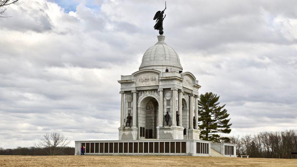 Gettysburg National Military Park: 1195 Baltimore Pike, Gettysburg, PA