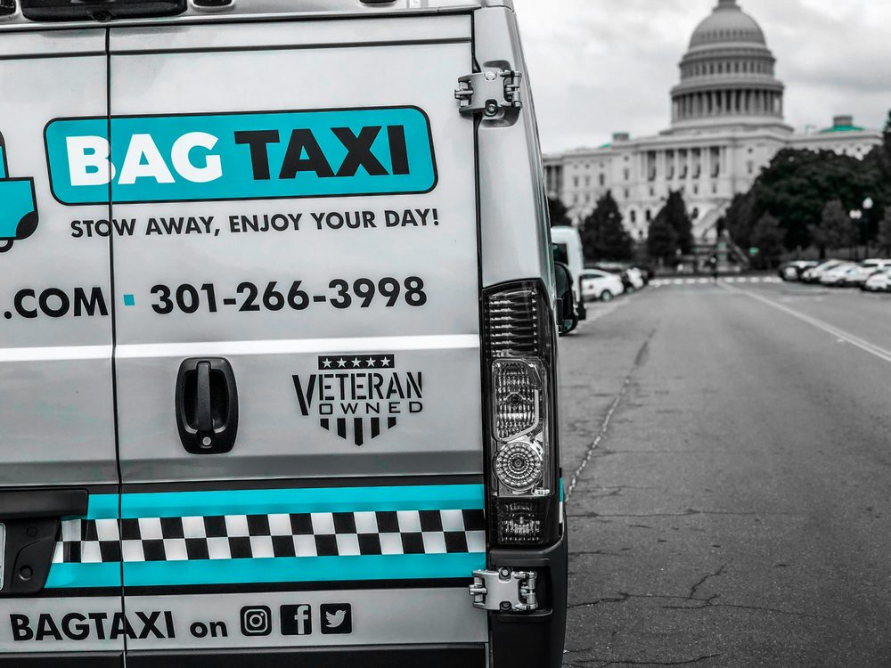 Bag Taxi: Washington, DC, DC