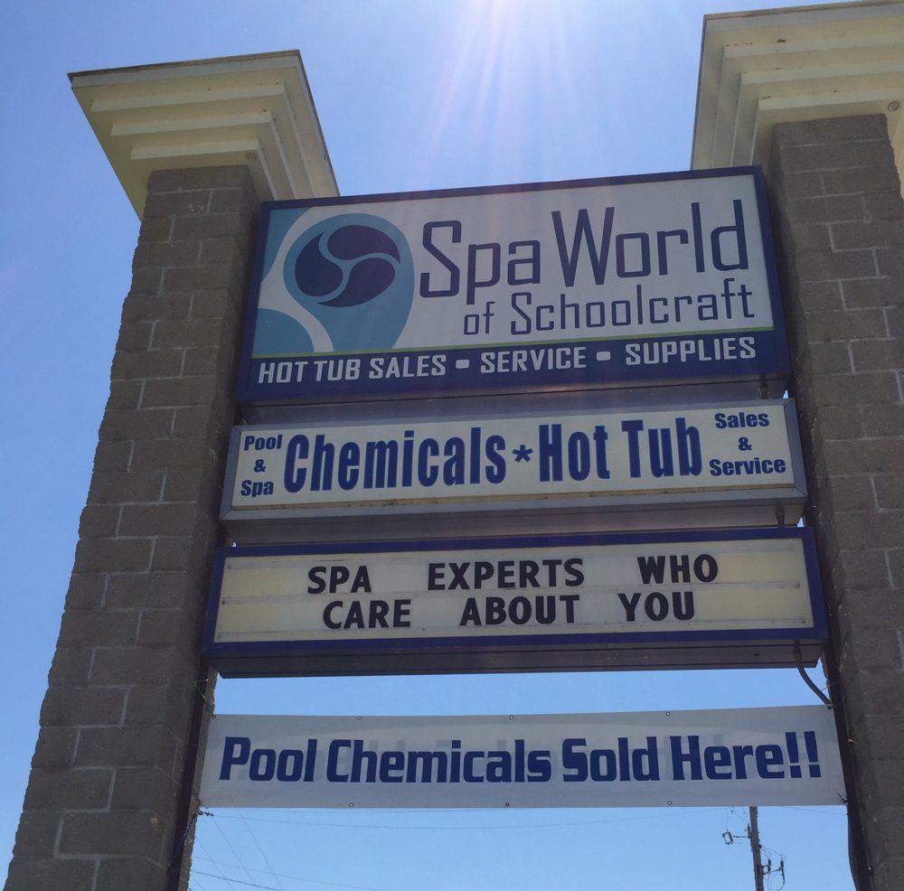 Spa World - 29 Photos - Hot Tub & Pool - 13240 N US Highway 131 ...