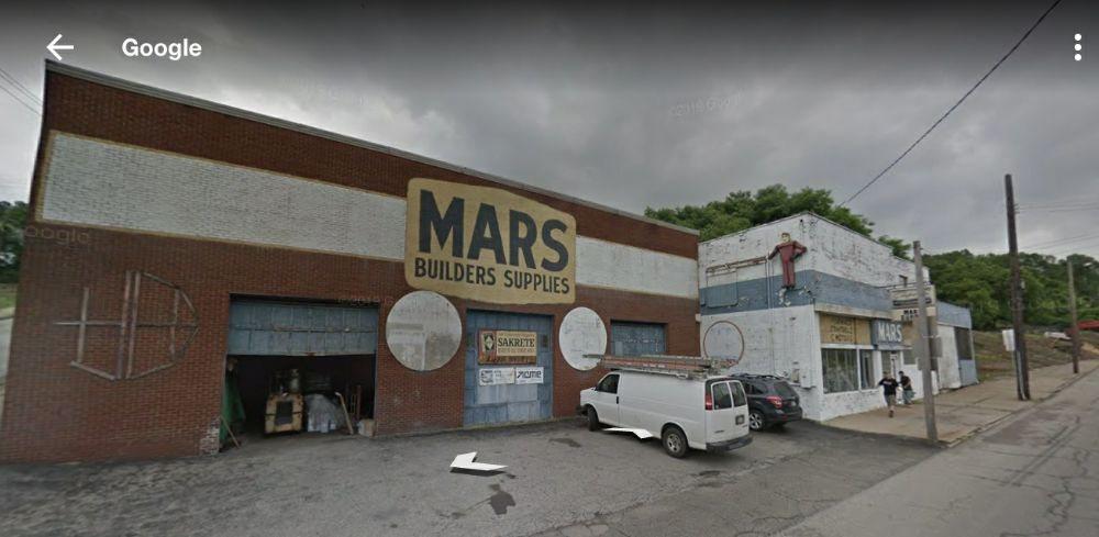 Mars Wholesale Supply: 1307 Walnut St, McKeesport, PA
