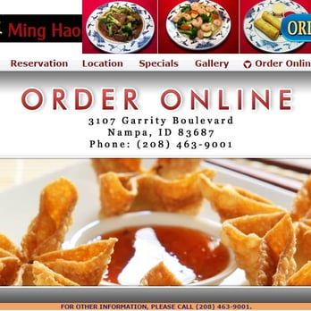 Chinese Food Delivery Nampa