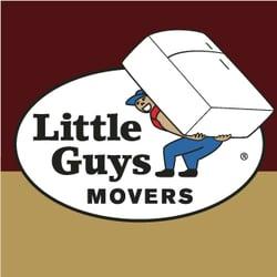 Little Guys Movers logo