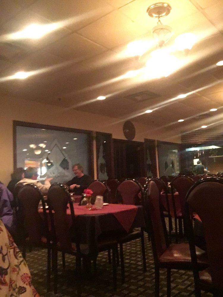 Intimate ambiance yelp for Aamantran indian cuisine