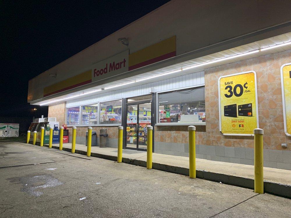 Shell: 35 Court St W, Ashville, AL