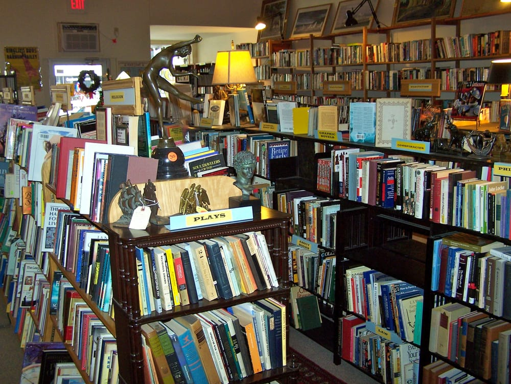 The Book Vault: 46 Washington Ave, Endicott, NY