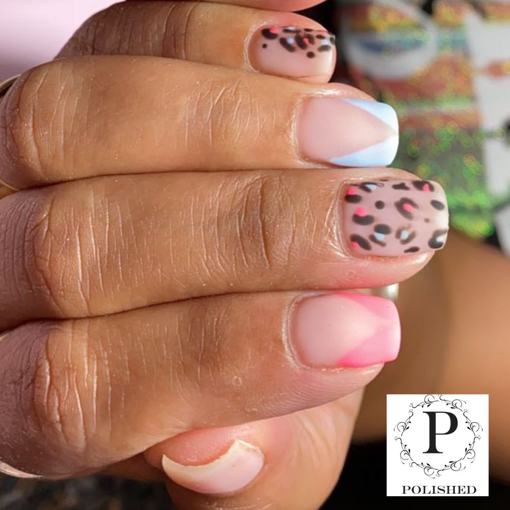 Polished Nail Salon: 1910 Lubbock St, Harlingen, TX