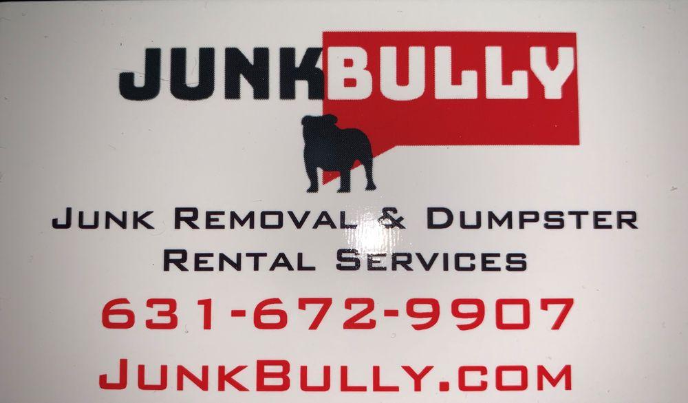 Junk Bully: Baywood, NY