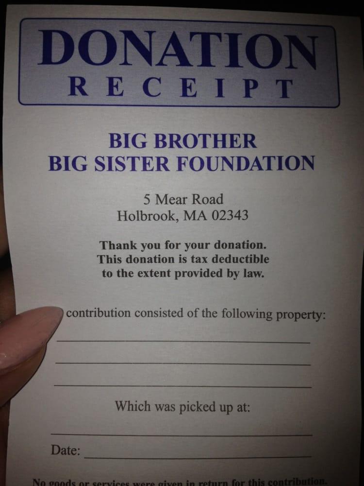 Big Brother Big Sister Foundation