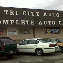 Tri City Auto Bilreparation 1305 Pleasant Ave