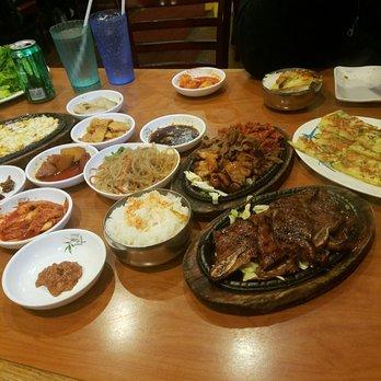 Korean Food Fremont Ca