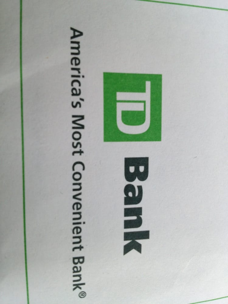 TD Bank - Banks & Credit Unions - 37 E Saint Georges Ave, Roselle