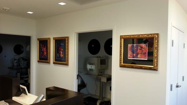 The Hargrave Eye Center 1411 N Beckley Ave Ste 460 Dallas Tx