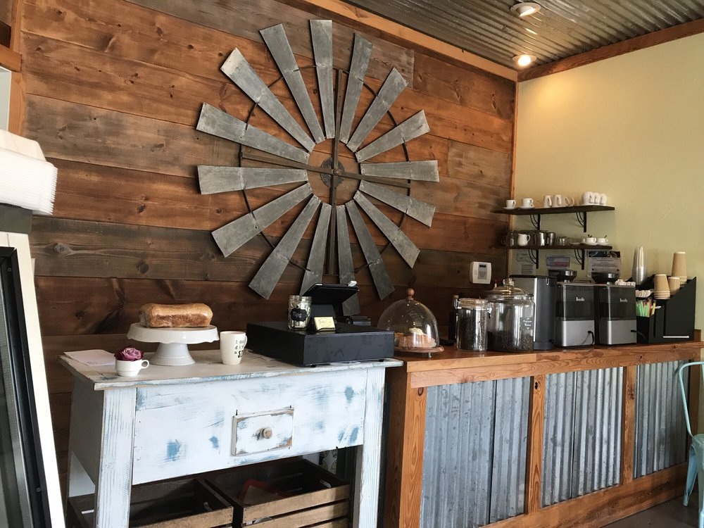 Butter Cup bakery and coffee: 510 S Commerce St, Centerville, TX