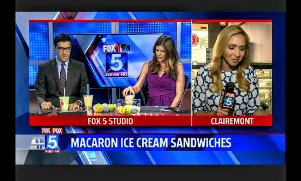 Fox 5 news morning love us - Yelp