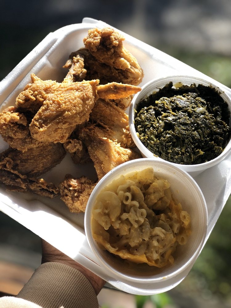 Food from Lillie's Kitchen