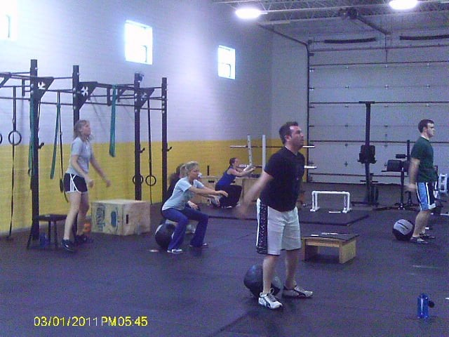 Great Lakes CrossFit: 5075 Taylor Dr, Bedford Heights, OH