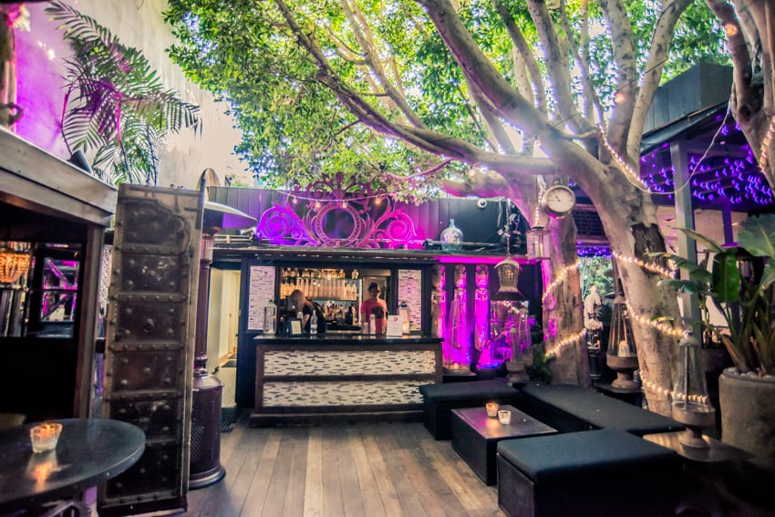 Sur Restaurant And Lounge West Hollywood