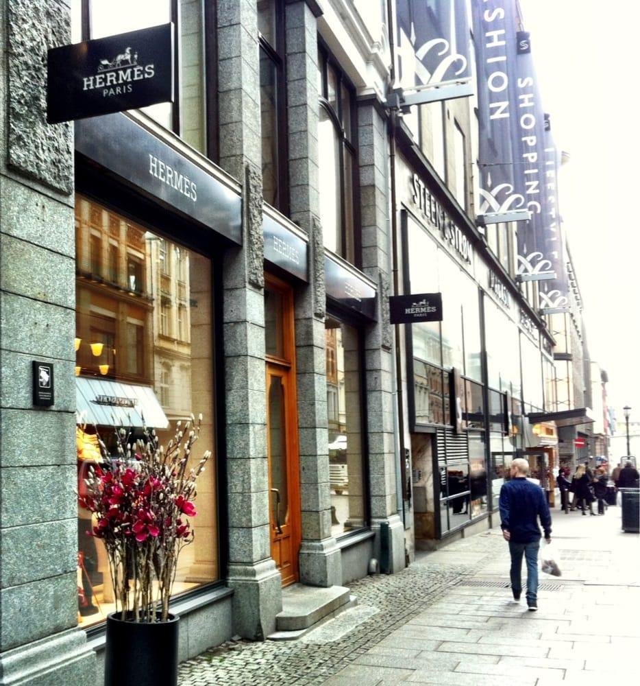 Herm S Mode Nedre Slottsgate 8 Sentrum Oslo