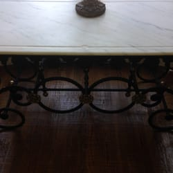 Merveilleux Photo Of Antique Restoration Masters   Dallas, TX, United States. The  Finished Marble