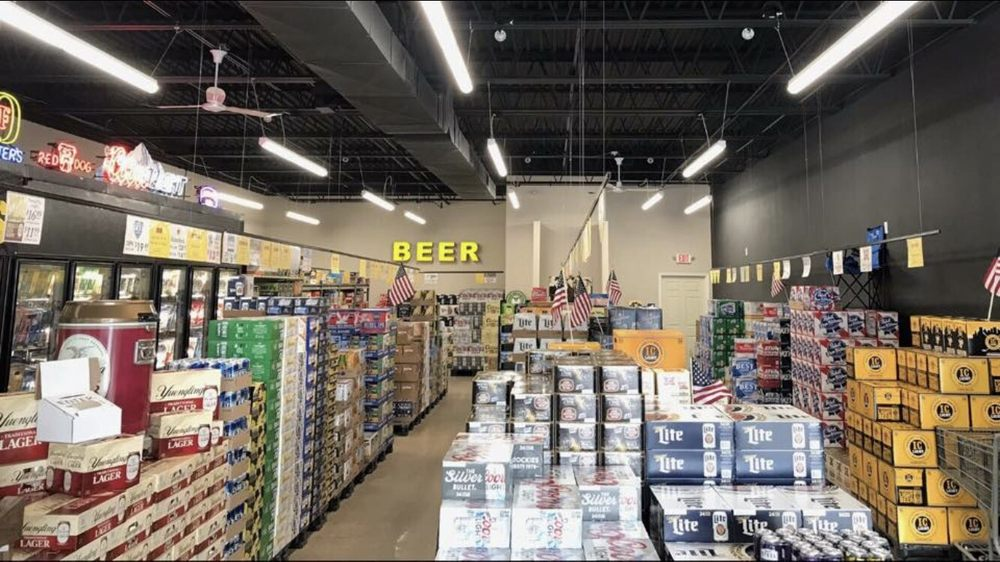 Brew Thru Beer Distributor: 264 Yost Blvd, Pittsburgh, PA