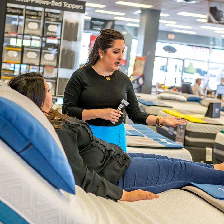 Mattress Firm Marketplace at El Paseo