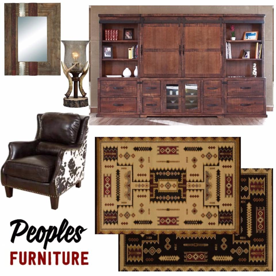 Peoples Furniture: 525 State St, Weiser, ID