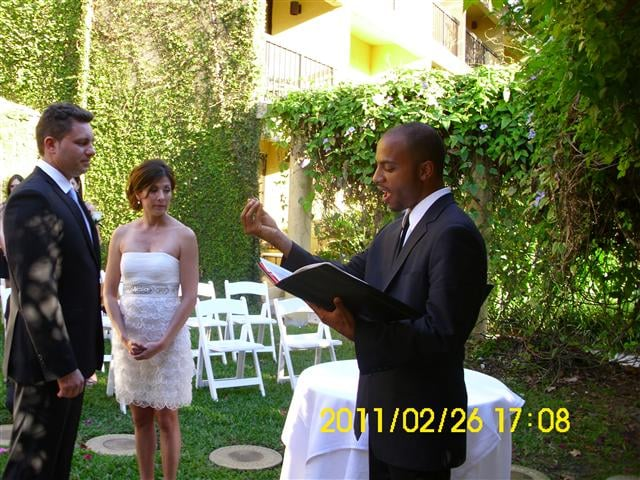 Photo Of Jmk Weddings Miami Fl United States Don Shula S Hotel Garden