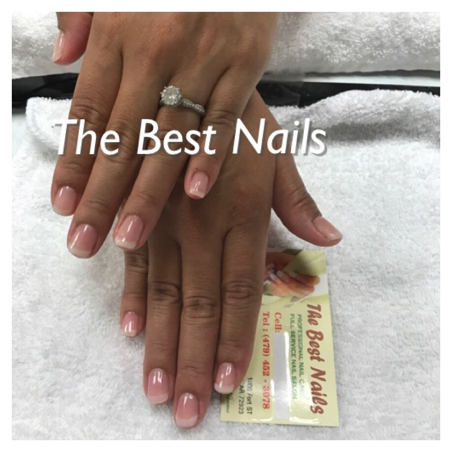 Best Nails: 1000 Fort St, Barling, AR