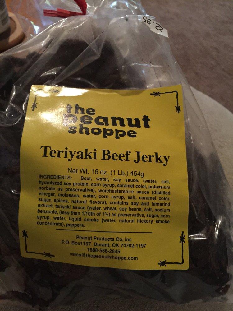 Peanut Products Company: 26 Spivey Dr, Calera, OK