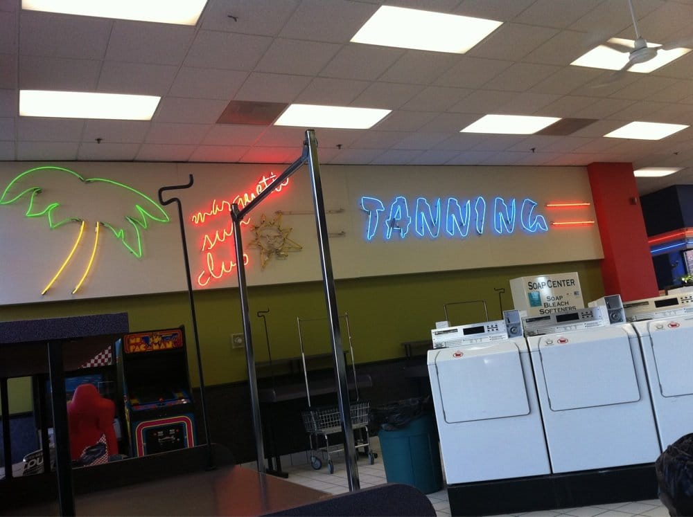 Marquette Tanning & Coin Laundry
